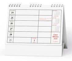 Mini daňový kalendář RED