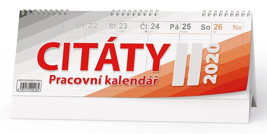 Stolní kalendář- Manažerský 2019