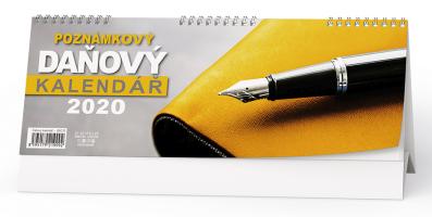 Stolní kalendář- pracovní- Rychlá auta