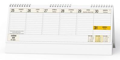 Poznámkový daňový kalendář