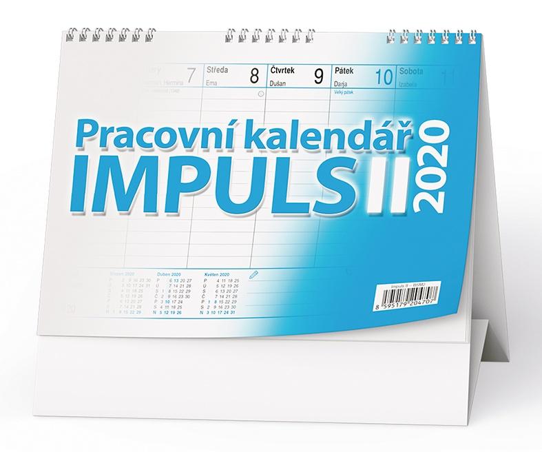 Stolní kalendář- Impuls I 2019