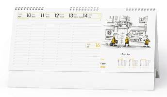 Stolní kalendář- Impuls III