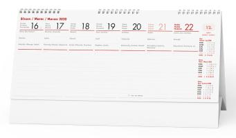 Pracovní kalendář  (CZ - SK - PL)