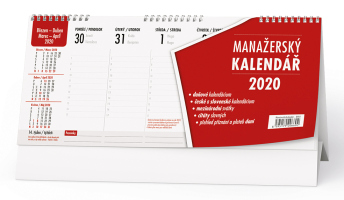 Manažerský kalendář (daně)