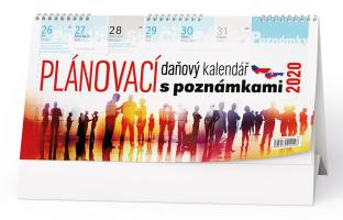 Stolní kalendář- Maxi