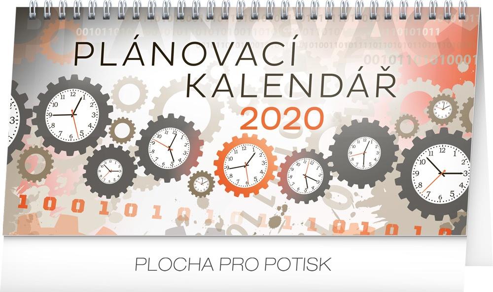 Stolní kalendář Plánovací 2020 2019