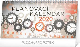 Stolní kalendář Plánovací SK 2020