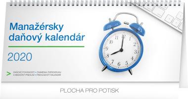 Stolní kalendář Manažérsky daňový SK 2020