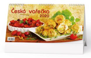 Stolní kalendář- Hrníčková kuchařka