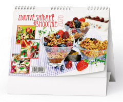 Stolní kalendář- České tradiční recepty