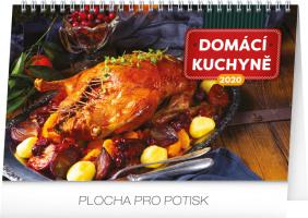 Stolní kalendář Domácí kuchyně 2020