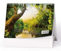 Stolní kalendář- Toulky přírodou