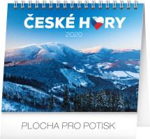 Stolní kalendář- Myslivecké toulky