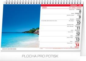 Stolní kalendář- Zahrádkář