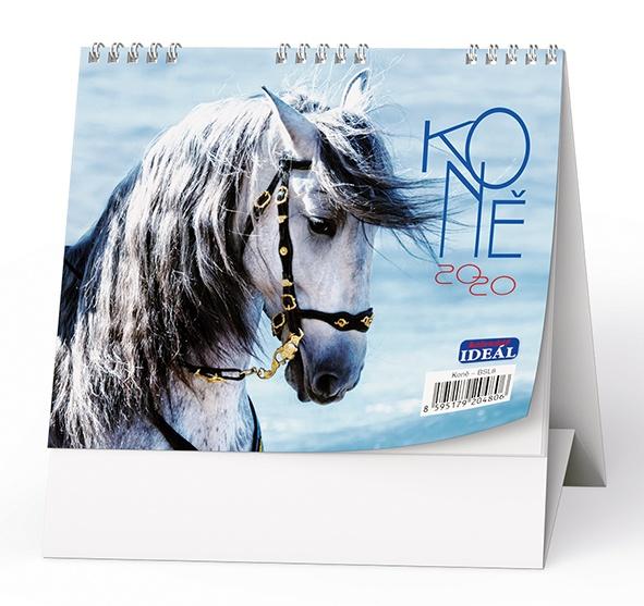 Stolní kalendář- Zvířátka