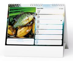 Stolní kalendář- Rybářský