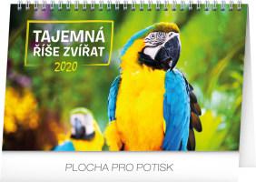 Stolní kalendář- Myslivecký