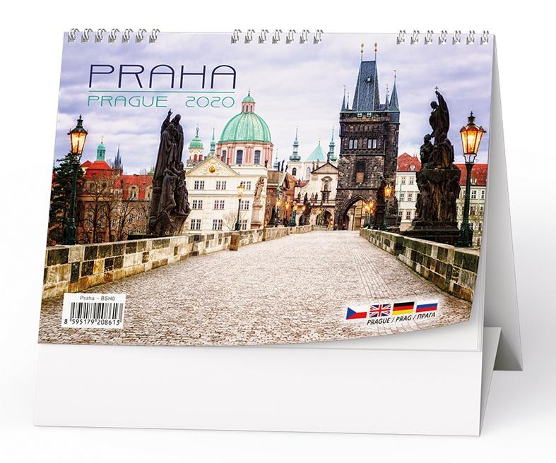 Stolní kalendář- Česká republika 2019
