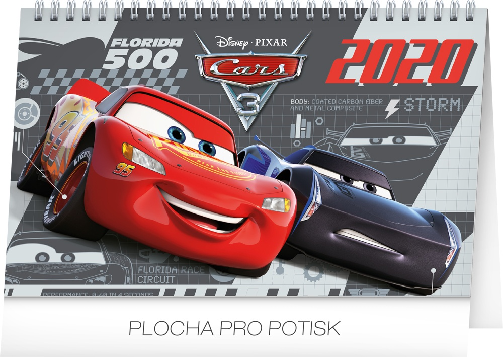 Stolní kalendář- Krtko SK 2019