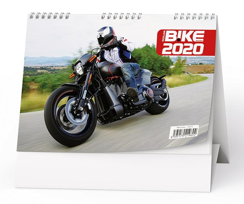Motorbike A5 2019