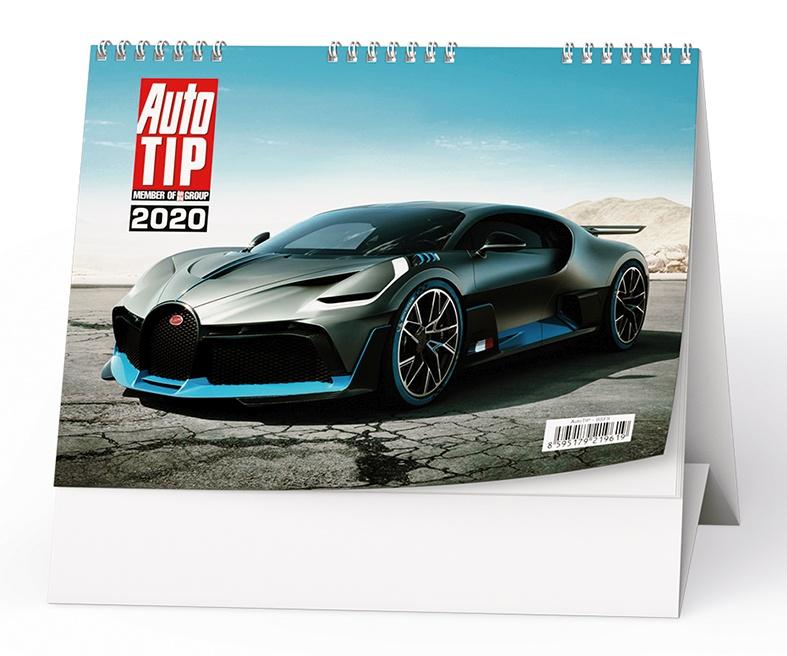 Stolní kalendář- Autotip 2019