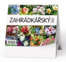 Stolní kalendář- Léčivé rostliny