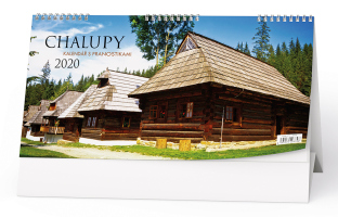 Stolní kalendář Vychytávky Ládi Hrušky