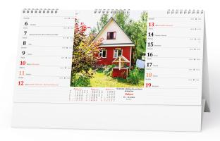 Stolní kalendář- Český kutil
