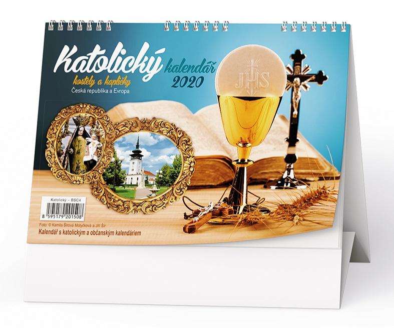 Stolní kalendář- Urban 2018