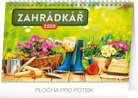 Stolní kalendář Zahrádkář 2020