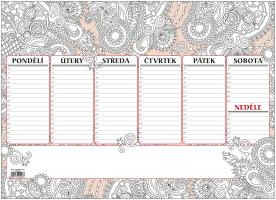 Stolní kalendář- Kouzelný