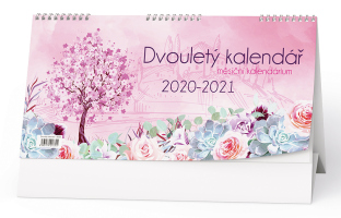 Stolní kalendář- Barevný svět