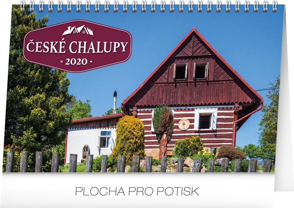 Stolní kalendář České chalupy 2020 2019