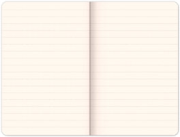 Notes Star Wars - Universe, linkovaný