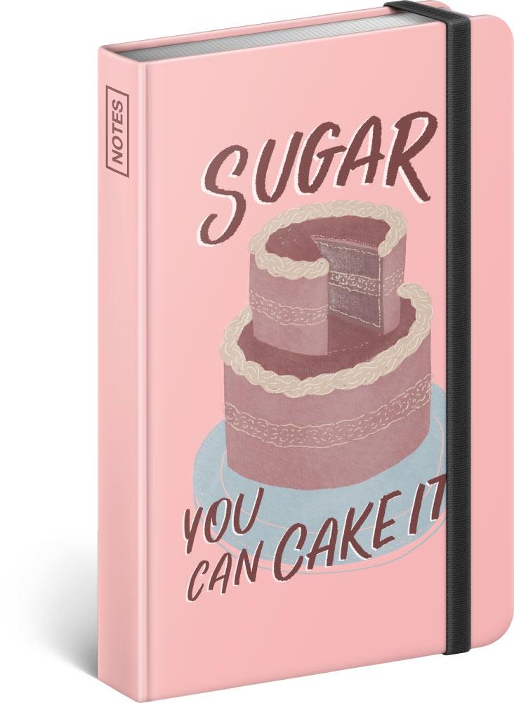 Notes Sugar - Studio Tabletters, linkovaný 2019
