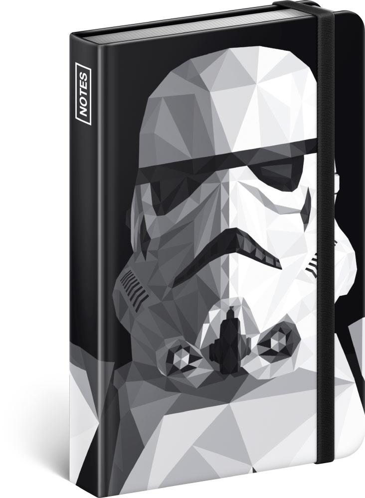 Notes Star Wars - Clone, linkovaný 2019