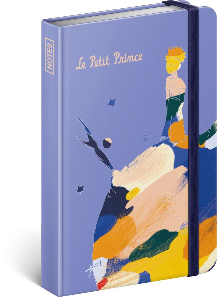 Notes Malý princ - Splash, linkovaný 2019