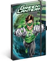 Notes Green Lantern linkovaný
